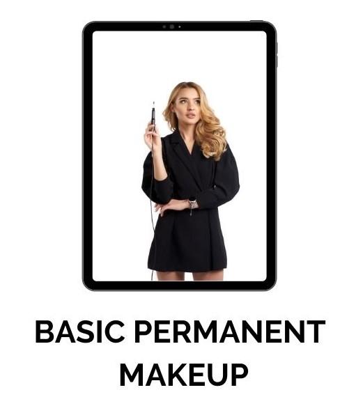 Szkolenie online kurs makijaż permanentny podstawy podstawowe Klaudia Kita basic permanent makeup